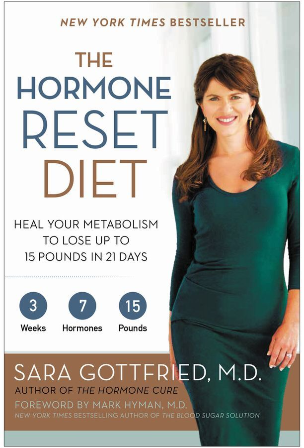 Harper Collins The Hormone Reset Diet: Heal Your Metabolism To Lose Up To 15 Pounds in 21 Days #sscollective #affiliate #resetmetabolicdiet