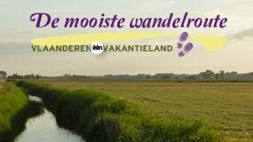 Eén - Vlaanderen vakantieland - De mooiste wandelroute van Vlaanderen vakantieland