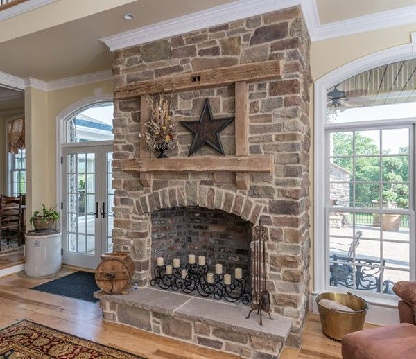 Stones For Fireplace: Best 25+ Eldorado Stone Ideas On Pinterest
