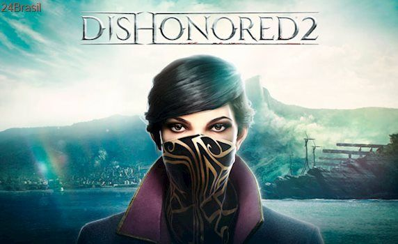 Bethesda anuncia versão gratuita de Dishonored 2 para PC, PS4 e Xbox One