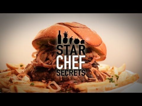 Secrets to a Game-Changing Burger with Ilan Hall - YouTube