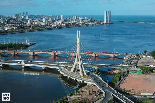 Recife, Pernambuco  por Pedro Menezes