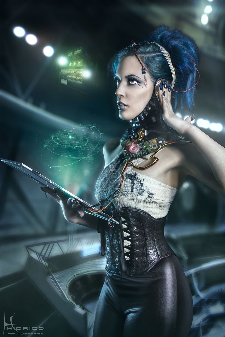41 best Cyber Girls images on Pinterest | Science, Android and ...