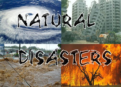 creative writing on natural disasters Structured writing about a natural disaster buffers the effect of intrusive thoughts on negative affect and physical symptoms.
