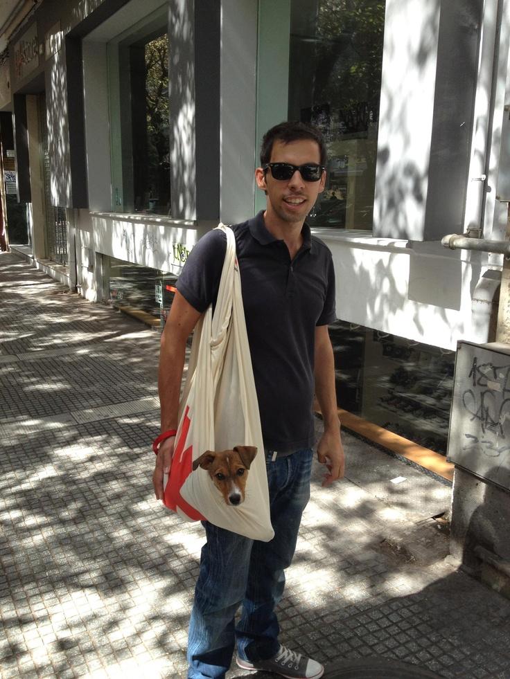 TEDxThessaloniki bag :-)