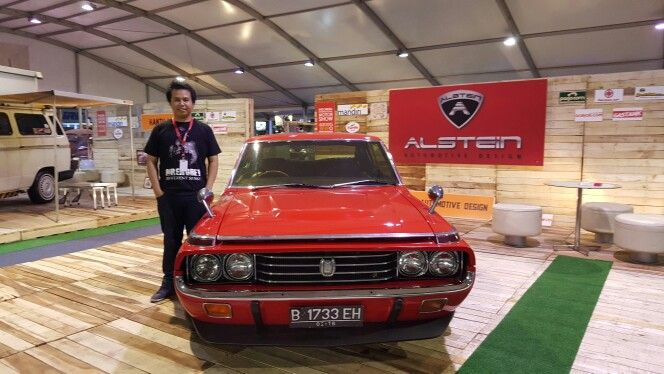 Indonesian International Motor Show 2015