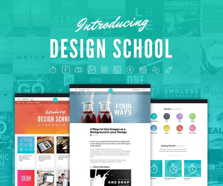 canvas design school has everything you need to learn design check out our daily design - Ideas For Graphic Design Projects