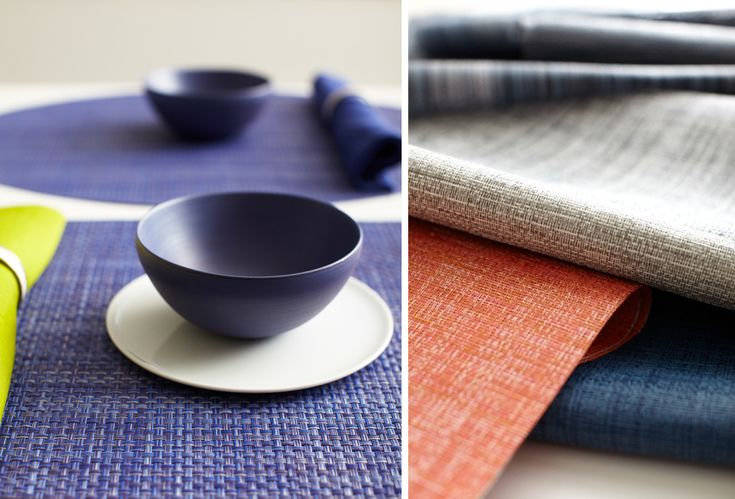 New placemats by Chilewich | launched Nov 2013