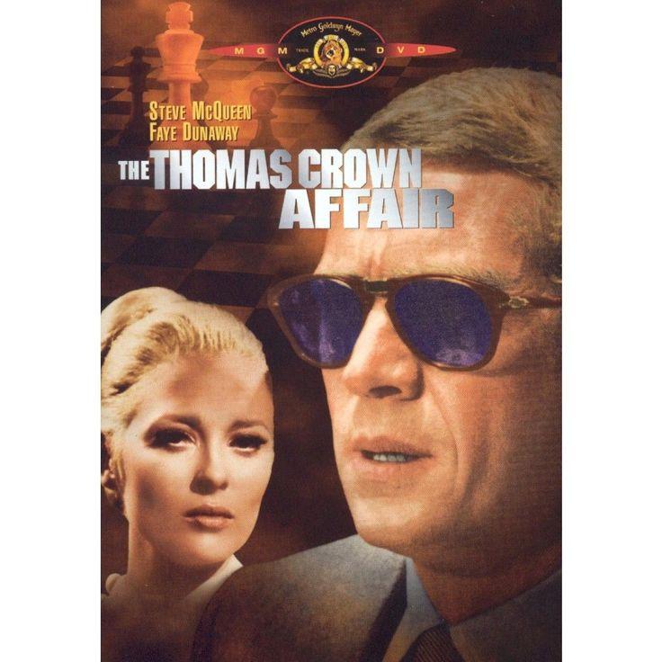 The Thomas Crown Affair (dvd_video)