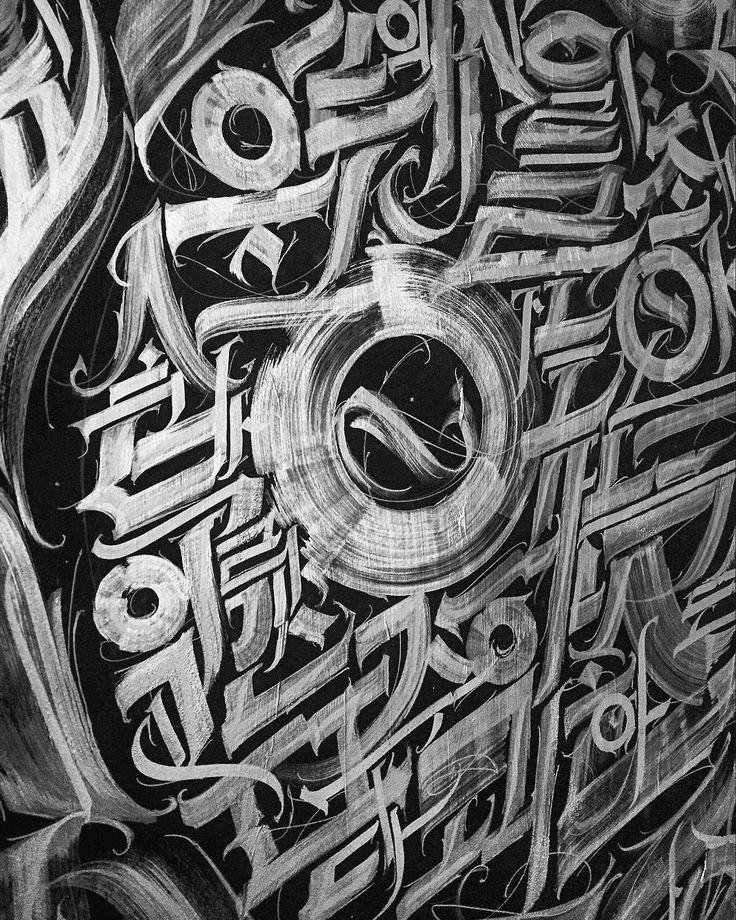 Good typography — Work by @pokraslampas Follow us: @goodtypography...