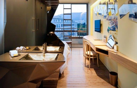 NEW HOTEL par les Frères CAMPANA (Athènes, Grèce)