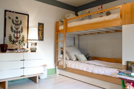 nurseryworks duet bunk bed // fawnandforest.com