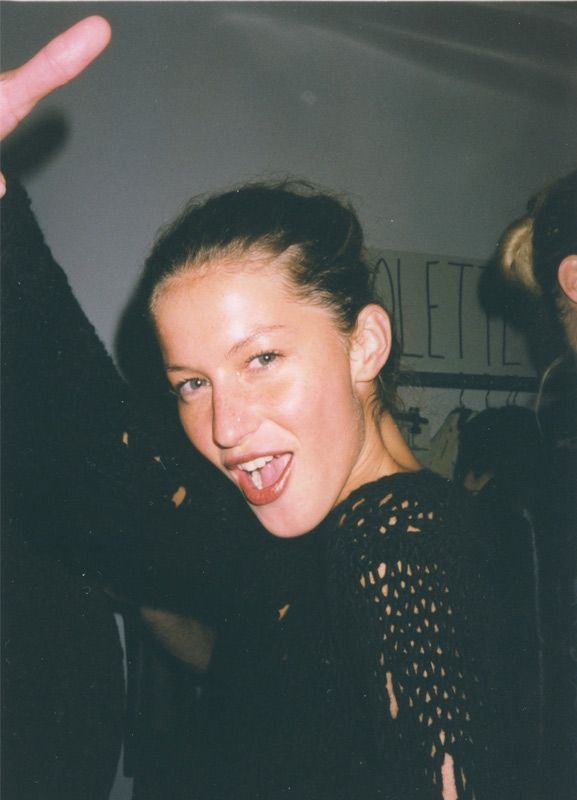 Gisele. @thecoveteur