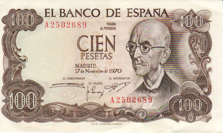 spain currency | File:Spain-franco bank notes 0009.jpg - Wikimedia Commons