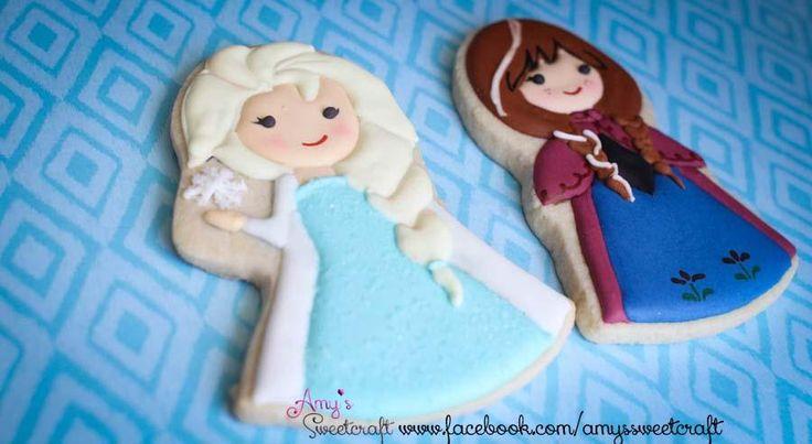 cookies anna frozen - Buscar con Google