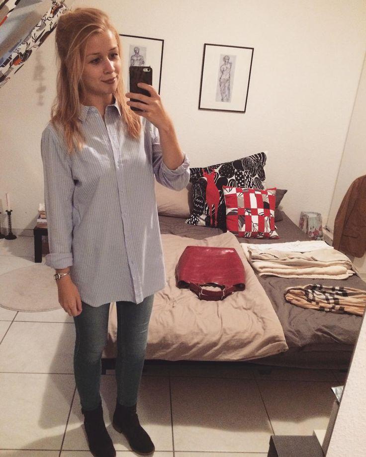 #Dinner #goingout #me #blonde #girl #selfie #selfiequeen #ffm #frankfurt #outfit #blouse #classy #ootd #ootn #makeup #wiwt #fotd #motd