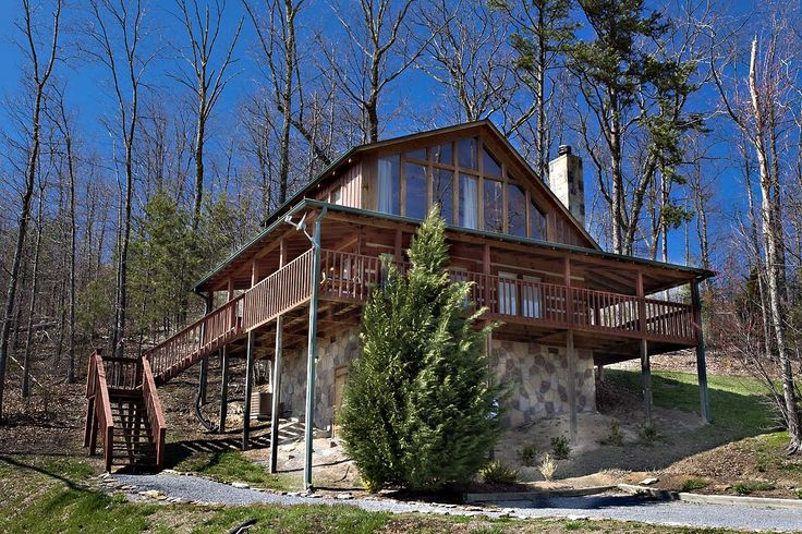 115 best images about small cabins in the smokies on Best mountain view cabins in gatlinburg tn