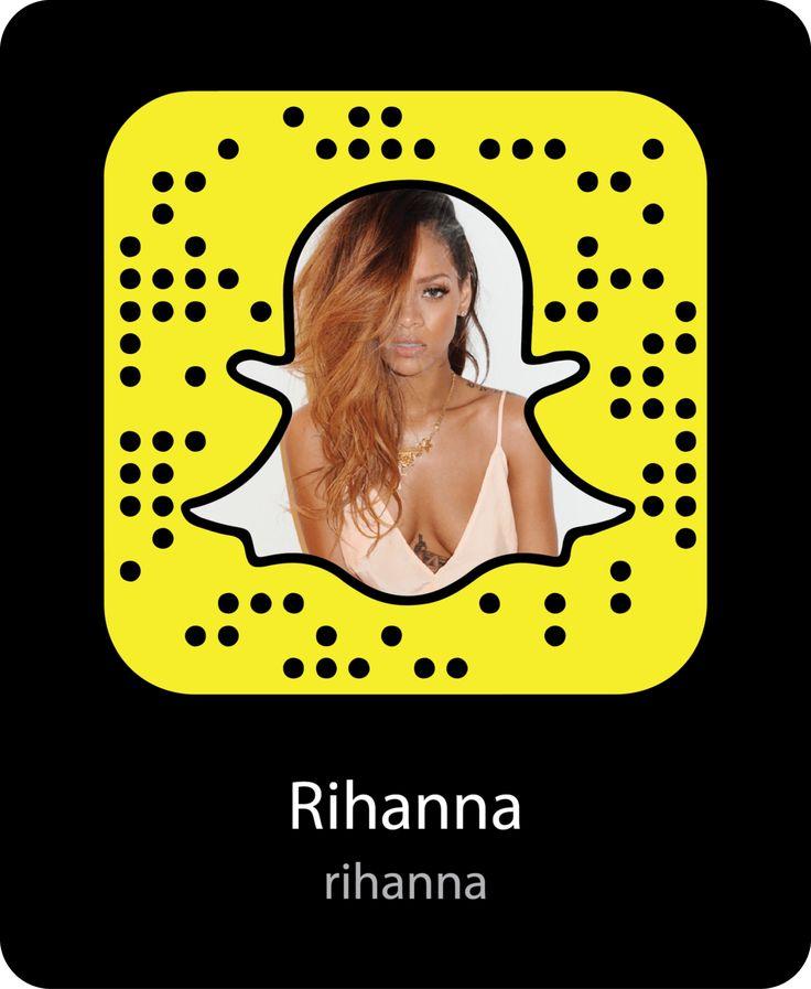 Rihanna Snapchat Username & Snapcode #rihanna #rihannasnapchat http://gazettereview.com/2017/01/rihanna-snapchat-username-snap-code/