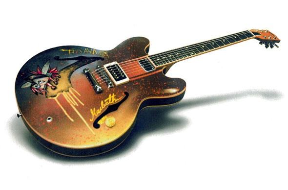 Tom Delonge Gibson Custom Cool Ass Guitars Pinterest