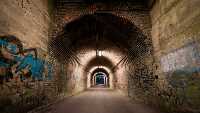 Check out Tunnel by Screeny's Photo Bucket on Creative Market
