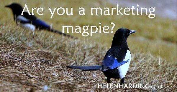 Bright Shiny Marketing Syndrome | Marketing for health and