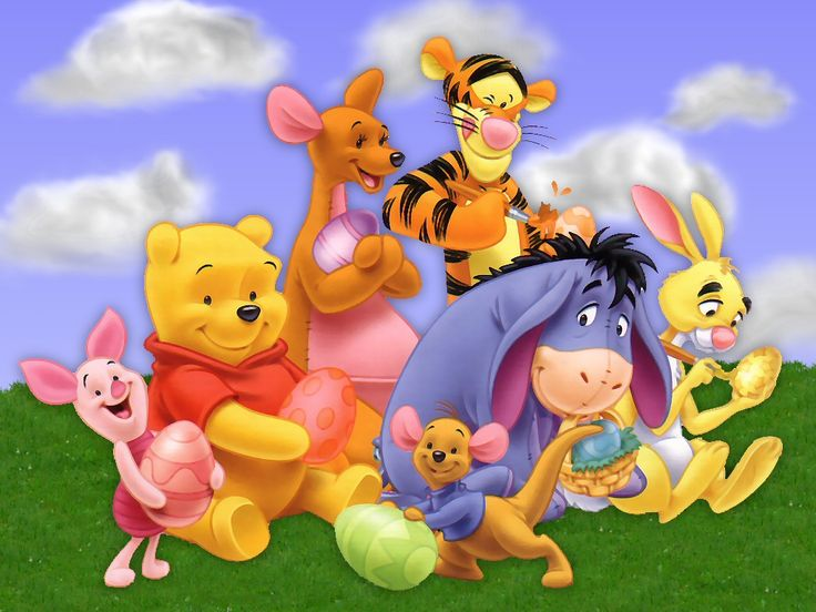 Based on the first two chapters of the book Winnie-the-Pooh by A. A. Milne, it is the only Winnie the Pooh production released under Walt Disney's supervision before his death in December 1966. Description from wn.com. I searched for this on bing.com/images