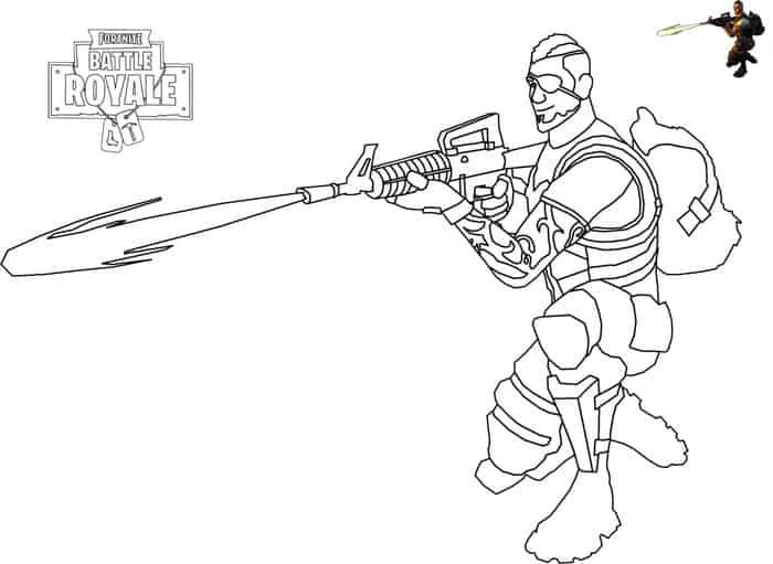 Fortnite Battle Royale Coloring Pages In 2020 Coloring Pages Fall Coloring Pictures Cartoon Coloring Pages
