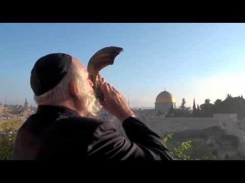 Jerusalem Shofar at Sunrise - Rosh Hashanah 2017 - YouTube