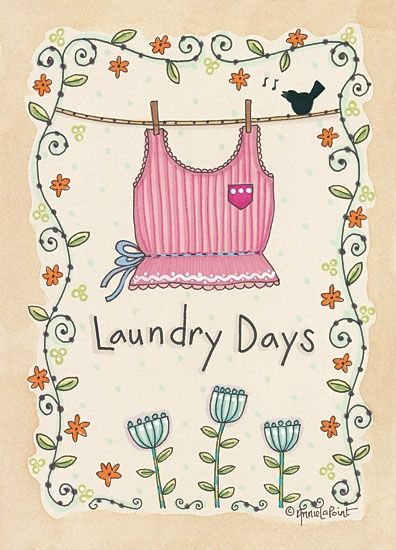 Laundry Days (Annie LaPoint)