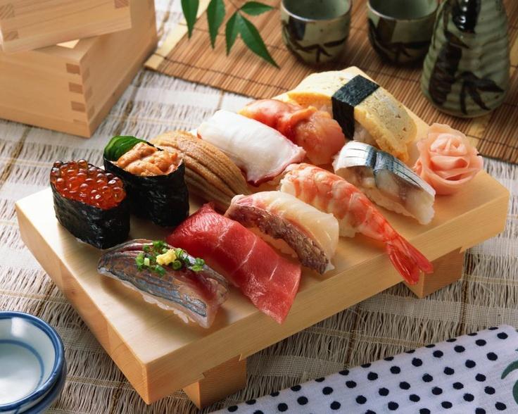 寿司(すし) sushi #Sushi #Sushimi