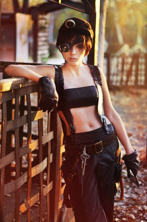 This is pretty cool... Except I want a shirt.    Crystaline : Steampunk Fashion Archives