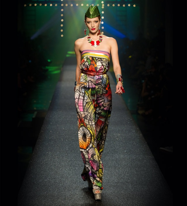 Jean Paul Gaultier – Prêt-à-porter dames – Voorjaar/Zomer 2013