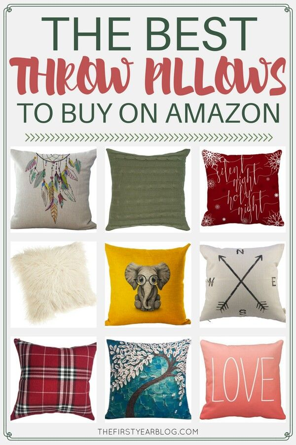 Cheap Decorative Pillows Under $10 Magnificent 9 Best Best Throw Pillows Images On Pinterest  Pillows For Side Review