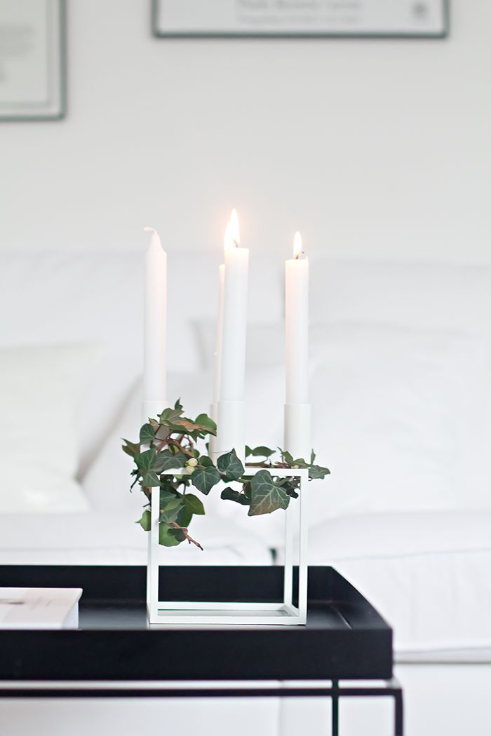 My White Obsession: Third Sunday of Advent