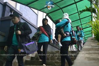 OUTBOUND BANDUNG GEO ADVENTURE INDONESIA: Gathering outbound PT. PLN (Persero) UPP KITSUM 8 ...