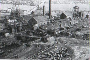 Walsall Wood Colliery 'The Coppy Pit'
