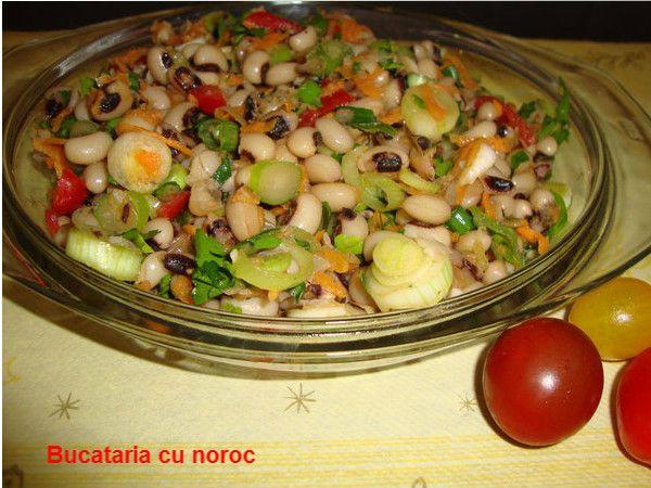 Salata de fasole boabe - Bucataria cu noroc