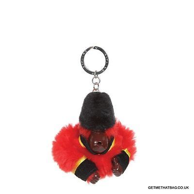 BNWT Collectable Kipling UK Monkey Keychain / Keyring RRP £15