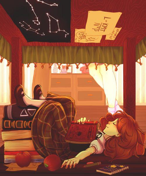 """fandom Harry Potter 2014 - """"Пешком под стол"""" (авт. Медный Кви!)"""