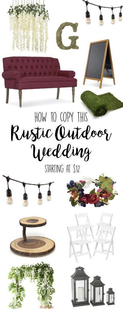 Rustic Wedding, Decorations, DIY, Ideas, Reception, Colors, Centerpieces, Cake, Outdoor Wedding, cake, country, on a budget, flowers, photo booth, photography, fall, winter, vintage, favors, barn, ceremony, spring, outdoorsy, table decor, bridesmaids, ven #outdoorweddingphotography