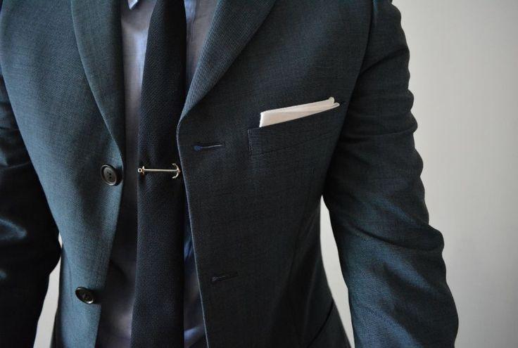 MenStyle1- Мужские Стиль Блог - мужской галстук Бар / Клип Вдохновение: бар галстук ...