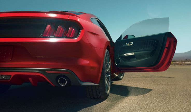 2015 Ford Mustang | Power for the Sports Car Obsessed | Ford.com