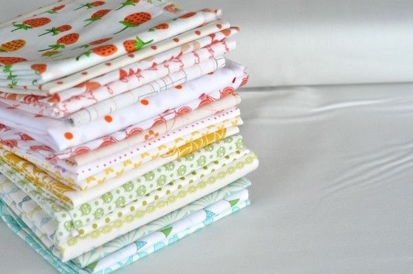 Low Volume Fabric Stack
