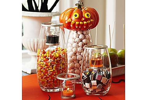 Clearly Creative Votive Trio #PartyLite