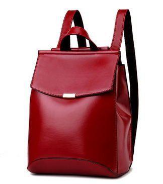 Mochilas New Kpop 2016 Mochila Feminina Escolar Women Backpack Ladies Fashion Leisure Schoolbag Soft Diagonal Bag Leather Bags