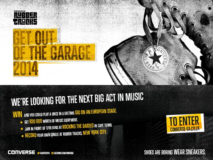 Calling all indie bands and future rockstars!