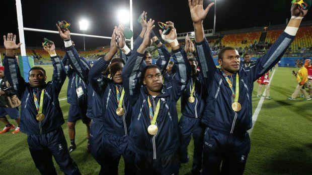 斐濟推出7蚊紙幣 紀念欖球隊大勝?