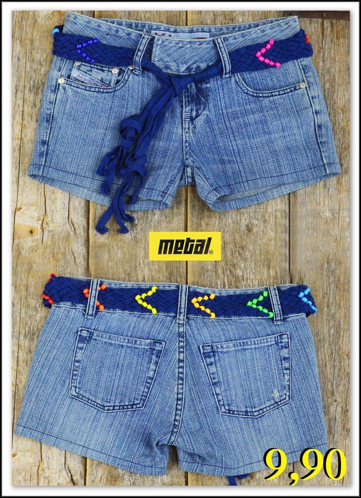 Summer offer‼️ ☀9,90☀ To καλοκαίρι είναι εδώ και τι καλύτερο από μία μοναδική προσφορά σε τζιν σορτσάκια ☎️Πρόλαβε την ευκαιρία!!!⏳  #metal #metal_deluxe #shorts #fashion #jeans #rip #ripped_shorts #ripped_jeans #summer_shorts #denim #summer #summer_jeans #womensfashion #womensclothes #womensjeans #girl #fashionista #style #stylish #icon #newarrivals