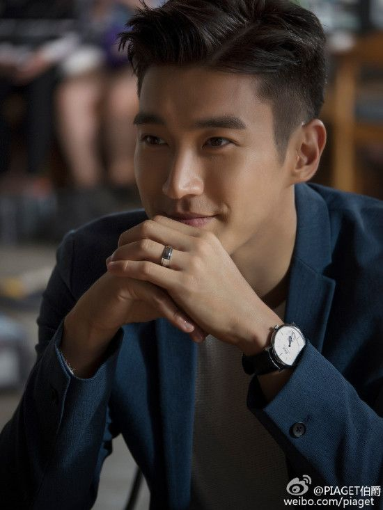 PIAGET伯爵 Weibo Update with Siwon  - June 12, 2016  cr.:www.sup3rjunior.com