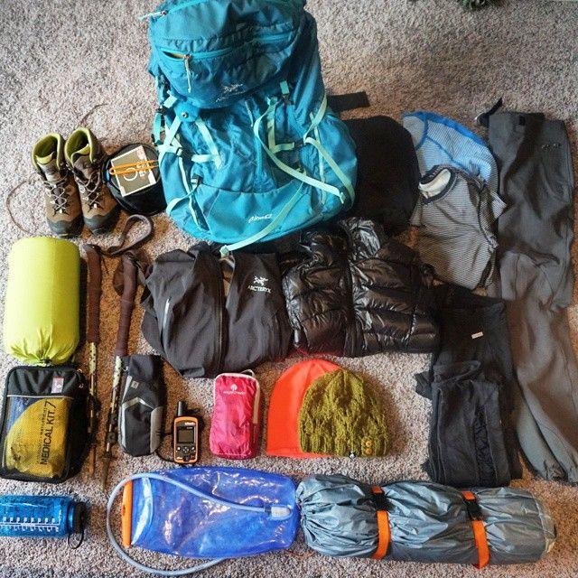 Packing day. #patagonia #torresdelpaine by alpine.caroline